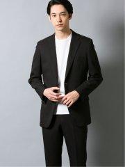 【WEB限定】クリアエフェクト/CLEAR EFFECT レギュラーフィット2ボタン2ピーススーツ