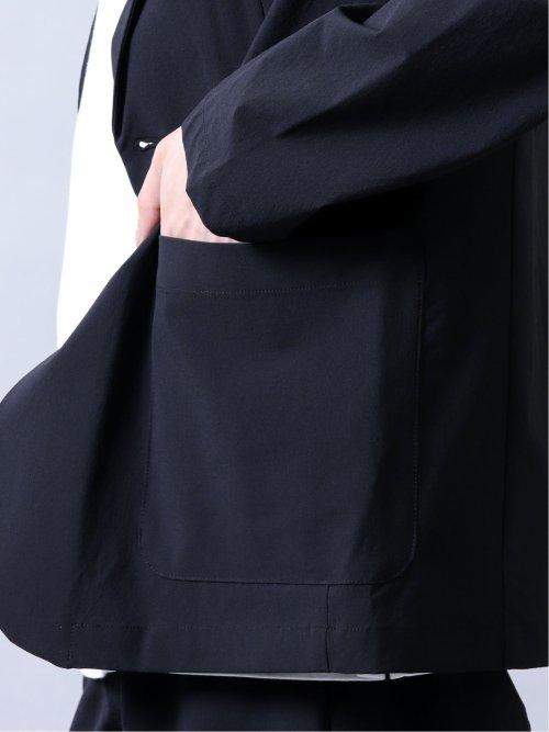 コーデュラ ストレッチ セットアップ 2ボタンスリムジャケット
