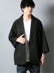 ソロナ/SORONA 7分袖オーバージャケット