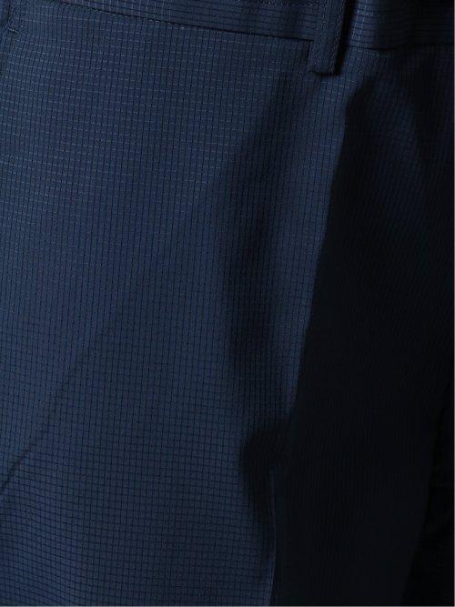【大きいサイズ】グランバック/GRAND-BACK ドットエア ストレッチ セットアップパンツ