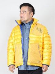 【大きいサイズ】シナコバ/SINA COVA ダウン クルージングジャケット