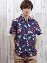 コリドー/CORRIDOR ハワイアン半袖シャツ