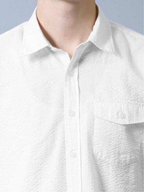 サッカー レギュラーカラー半袖シャツ