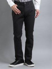 DRY NEXT ハイパーストレッチ 5ポケットパンツ 黒