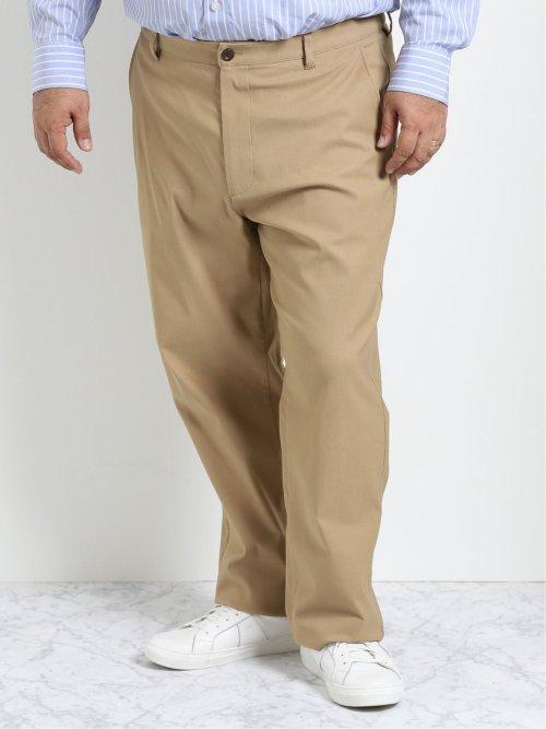 【大きいサイズ】グランバック/GRAND-BACK ストレッチ裏起毛パンツ