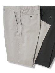 【大きいサイズ】グランバック/GRAND-BACK COOLMAX ストレッチシャーリングパンツ