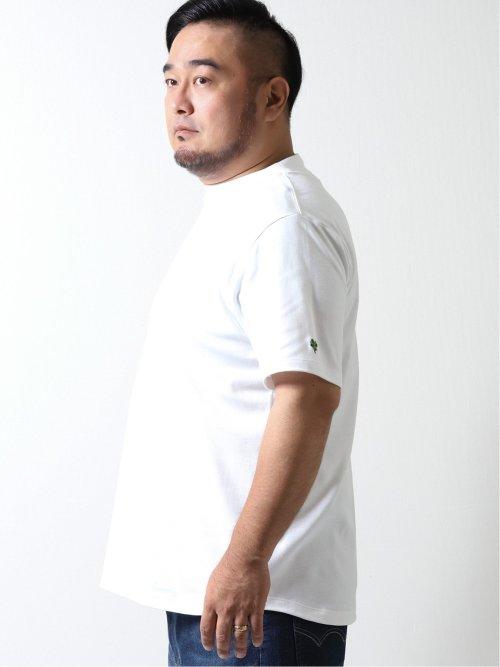 【大きいサイズ】GB by FATTURA プレミアム ドレス半袖Tシャツ