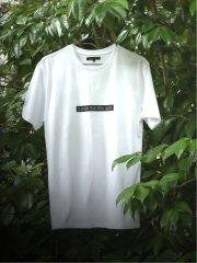 ラバープリント クルーネック半袖Tシャツ