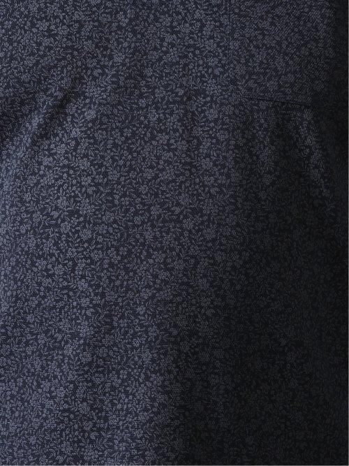 【大きいサイズ】アレキサンダージュリアン/ALEXANDER JULIAN 鹿の子小花柄 半袖ポロ