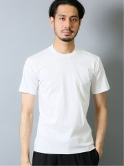 【WEB限定】【DRESS T-SHIRT】IFMC クルーネック半袖Tシャツ