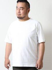 【大きいサイズ】ジーステージ/G-stage 日本製ジャガード半袖Tシャツ