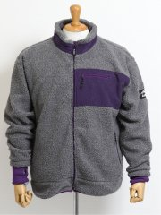 【大きいサイズ】ジェリー/GERRY レトロフリースジャケット