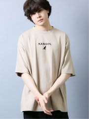 カンゴール/KANGOL ワンポイントロゴ 半袖Tシャツ