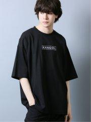 【WEB限定カラー有】カンゴール/KANGOL ふきだしプリント 半袖Tシャツ