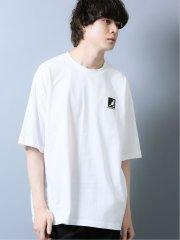 【WEB限定カラー有】カンゴール/KANGOL バックバンダナプリント 半袖Tシャツ