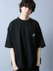 【WEB限定】カンゴール/KANGOL バックプリント 半袖Tシャツ