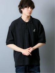 カンゴール/KANGOL 半袖BIGポロシャツ