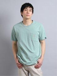 ボール/BALL 綿天竺 クルーネック半袖Tシャツ