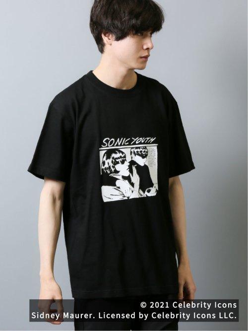sonic youth × SD 綿クルー半袖Tシャツ Vol.1
