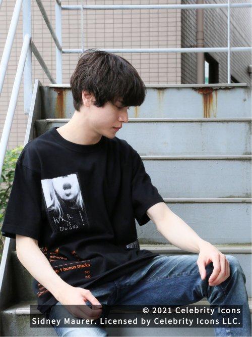 sonic youth × SD 綿クルー半袖Tシャツ Vol.3