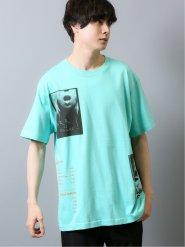 sonic youth 綿 クルー半袖Tシャツ Vol.3
