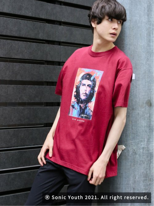 SID MAURER × SD 綿混 クルー半袖Tシャツ Vol.1