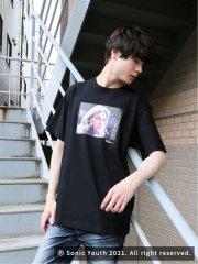 SID MAURER 綿 クルー半袖Tシャツ Vol.2