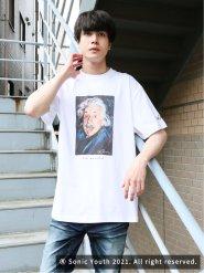 SID MAURER 綿 クルー半袖Tシャツ Vol.3