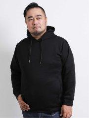 【大きいサイズ】グランバック/GRAND-BACK ライトダンボール プルパーカー