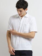 ボルテックス/VORTEX ウィンドペン ワイドカラー半袖ポロ