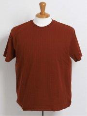 【大きいサイズ】グランバック/GRAND-BACK 前身サッカー切替クルーネック半袖Tシャツ