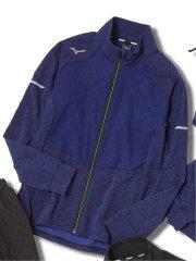 【大きいサイズ】ミズノ/MIZUNO ストレッチフリース セットアップジャケット