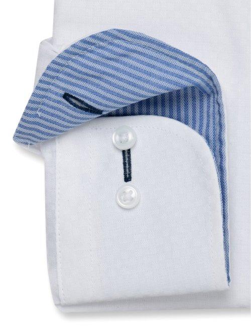 形態安定 吸水速乾 レギュラーフィット ボタンダウン長袖シャツ