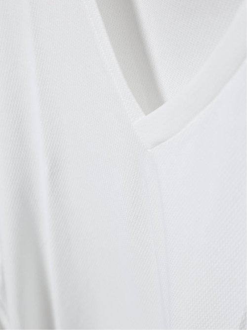 【大きいサイズ】ミズノ/MIZUNO アイスタッチクイックドライ アンダーVネックノースリーブTシャツ