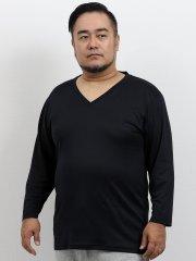 【大きいサイズ】ミズノ/MIZUNO ブレスサーモ アンダーVネック長袖シャツ