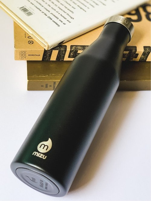 Mizu [S6][600ml]保温保冷スリムボトル