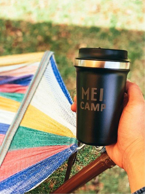 メイ/MEI CAMP コーヒータンブラー 330ml