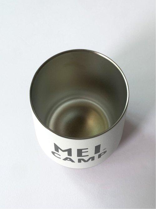 メイ/MEI CAMP サーモラウンドタンブラー 310ml