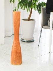 PRISMATE(プリズメイト) アロマ超音波加湿器 Sablier wood