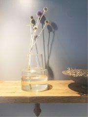 リューズガラス フラワーベース ロケート S