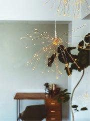 LEDライトワイヤー デコレーションブルーミングL