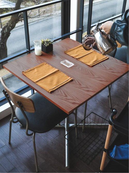 【メーカー直送】【送料無料】drip/ドリップ Cafe Table BR