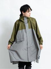 キウ/KiU NEW STANDARD RAINPONCHO
