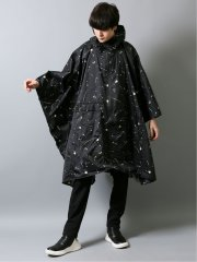 キウ/KiU RAIN PONCHO