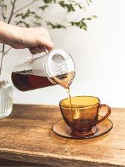 Simply HARIO GLASS TEA MAKER