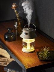 【10月20日より発送予定予約商品】TOFFY 充電式 LEDランタン加湿器