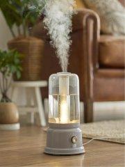 【10月20日より発送予定予約商品】TOFFY LED アロマランプ型加湿器 1.0L