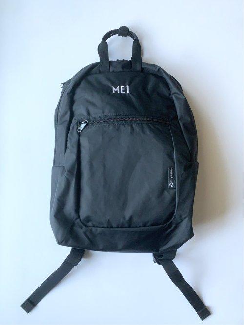 メイ/MEI Trapezium Back Pack A4対応