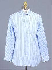 【予約商品】REONPOCKET 長袖ドレスシャツ ワイドカラー【約1か月後配送予定】