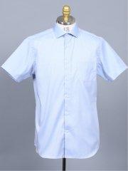 【予約商品】REONPOCKET 半袖ドレスシャツ ワイドカラー【約1か月後配送予定】